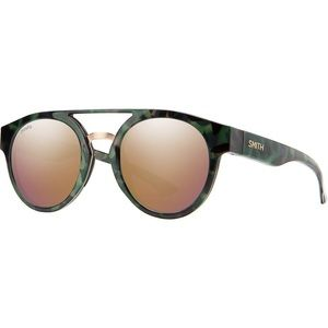 Smith Optics Range Camo Tort Polarized Rose Gold